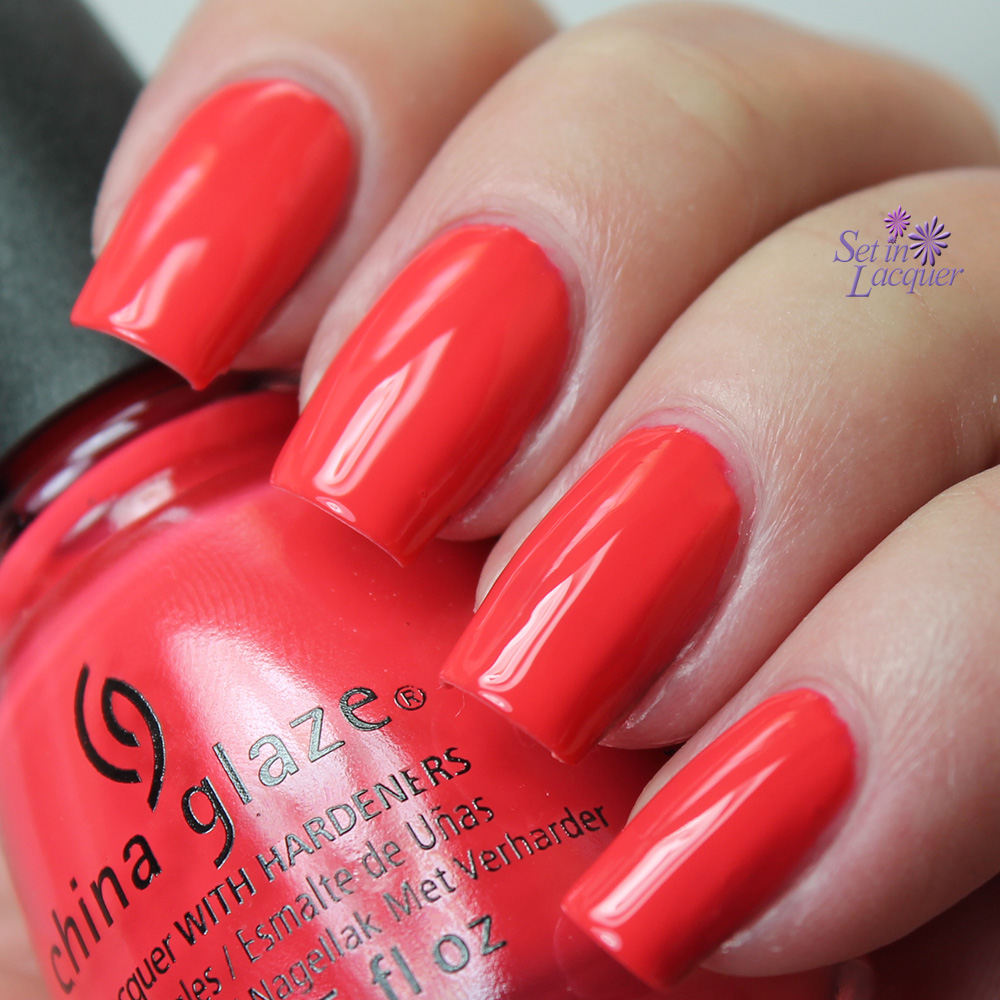 Set in Lacquer: China Glaze