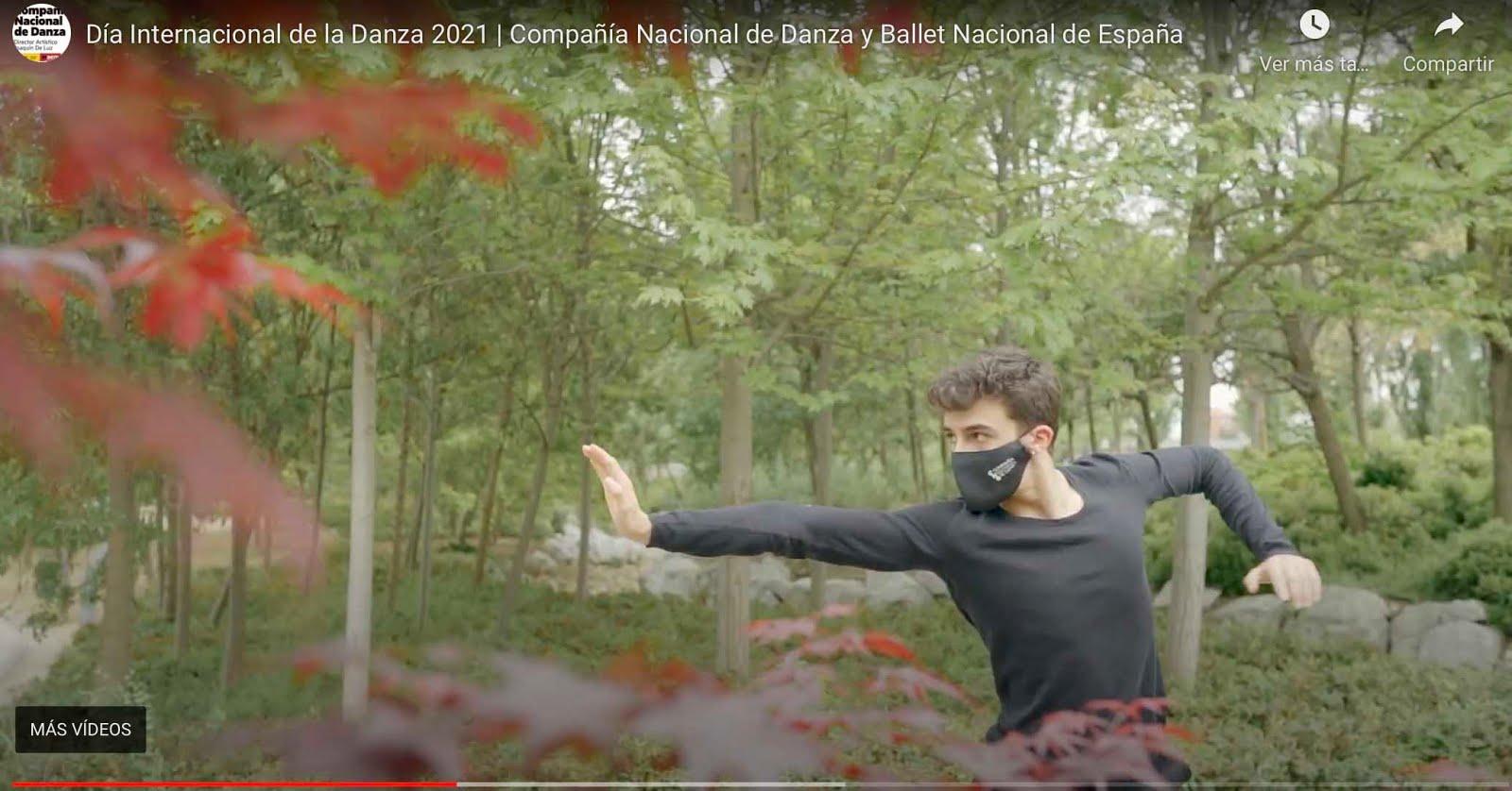 Video Día Internacional de la Danza
