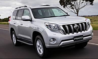 2016 Toyota Prado Release Date Australia