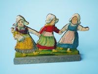 casa delle bambole figure antiche