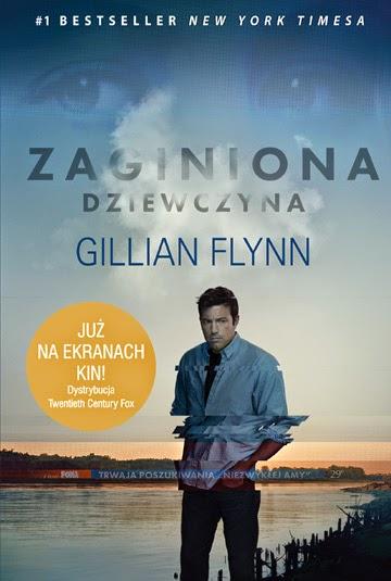 """Recenzja #47 - Gillian Flynn """"Zaginiona dziewczyna"""""""