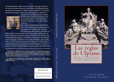 Libro: las reglas de Ulpiano