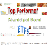 Top Performer Municipal Bond ETF 2012