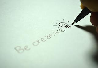 bądź kreatywny