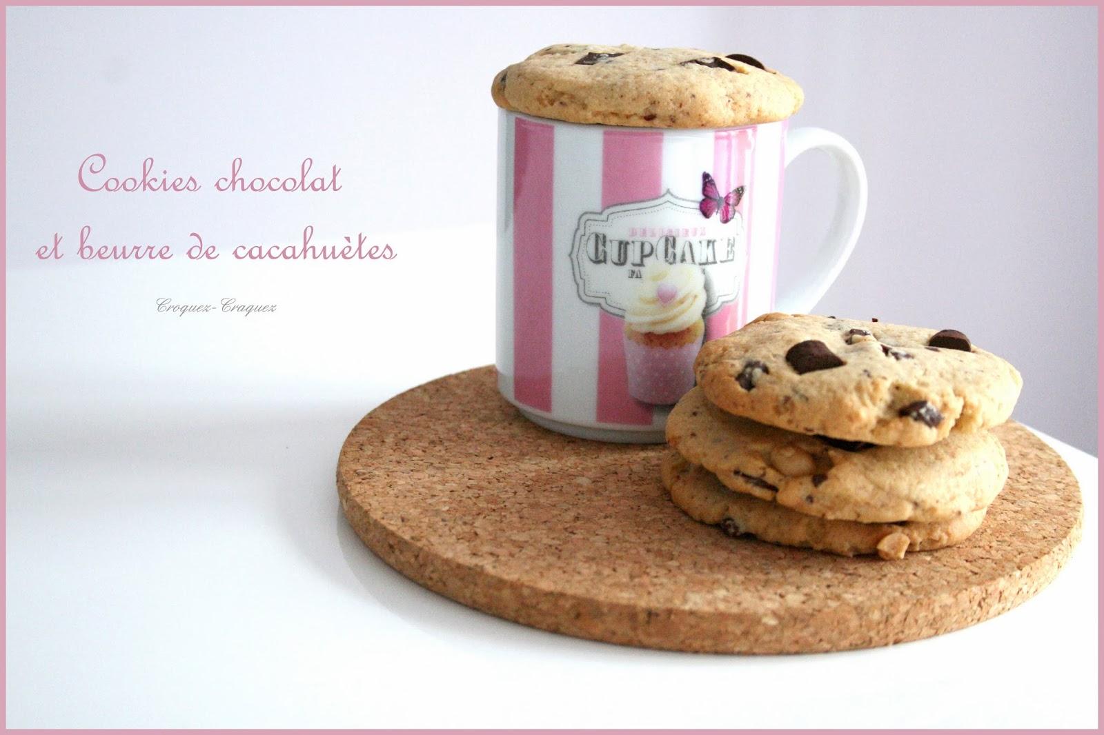 croquez craquez cookies simples et rapides pour le. Black Bedroom Furniture Sets. Home Design Ideas
