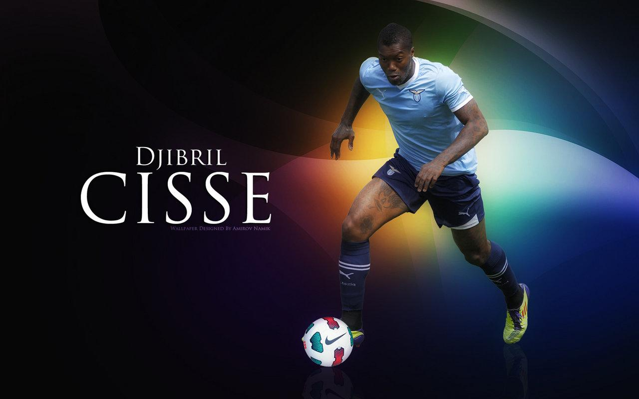 Djibril Cisse Lazio Football Players
