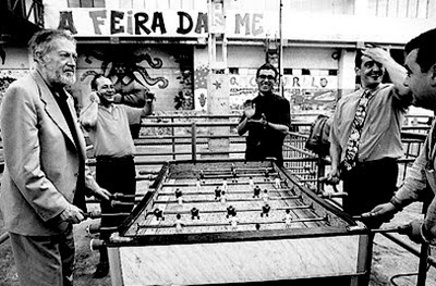 Sevillascope inventive minds and creativity spanish inventions - Who invented table football ...