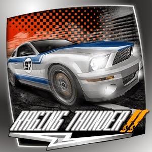 لعبة سباق السيارات Raging Thunder 2