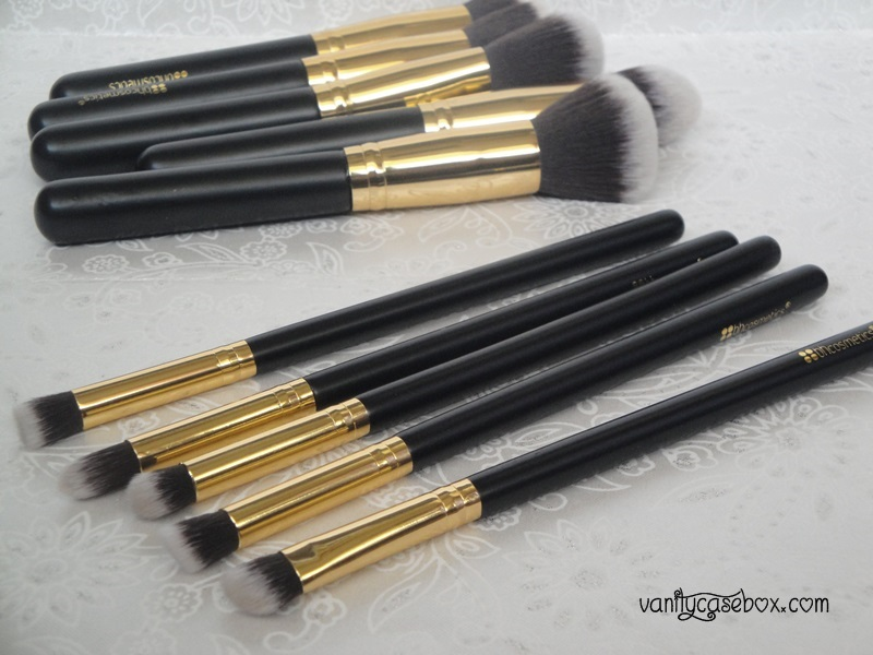 Vanitycasebox Cosmetics Sculpt Blend Brush