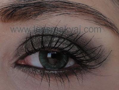 MAC Göz makyajı