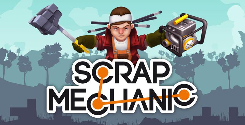 Scrap Mechanic Crack   Keygen   Full Version