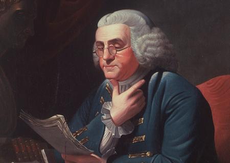 Benjamin Franklin Penemu Penangkal Petir