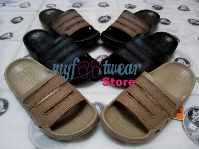 6998638cbe7 MyFootWearStore - Pusat Sepatu Crocs Murah Surabaya  Yukon Slide ...