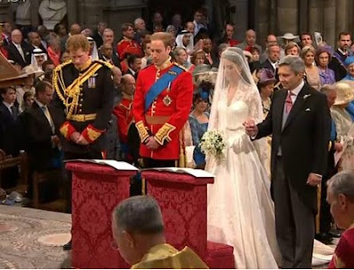 la boda real del principe guillermo y kate middleton