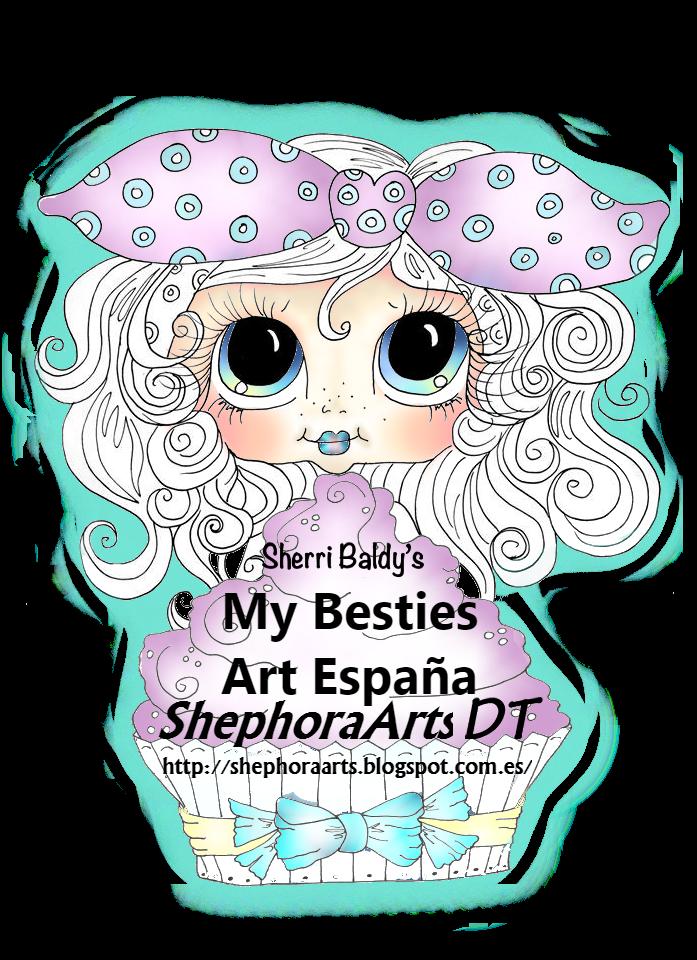 Diseño para My Besties Art España