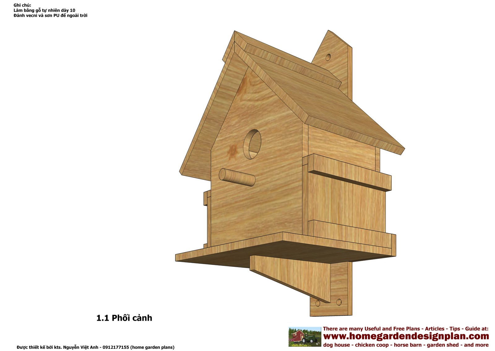 beautiful bird houses plans and designs contemporary - fresh today
