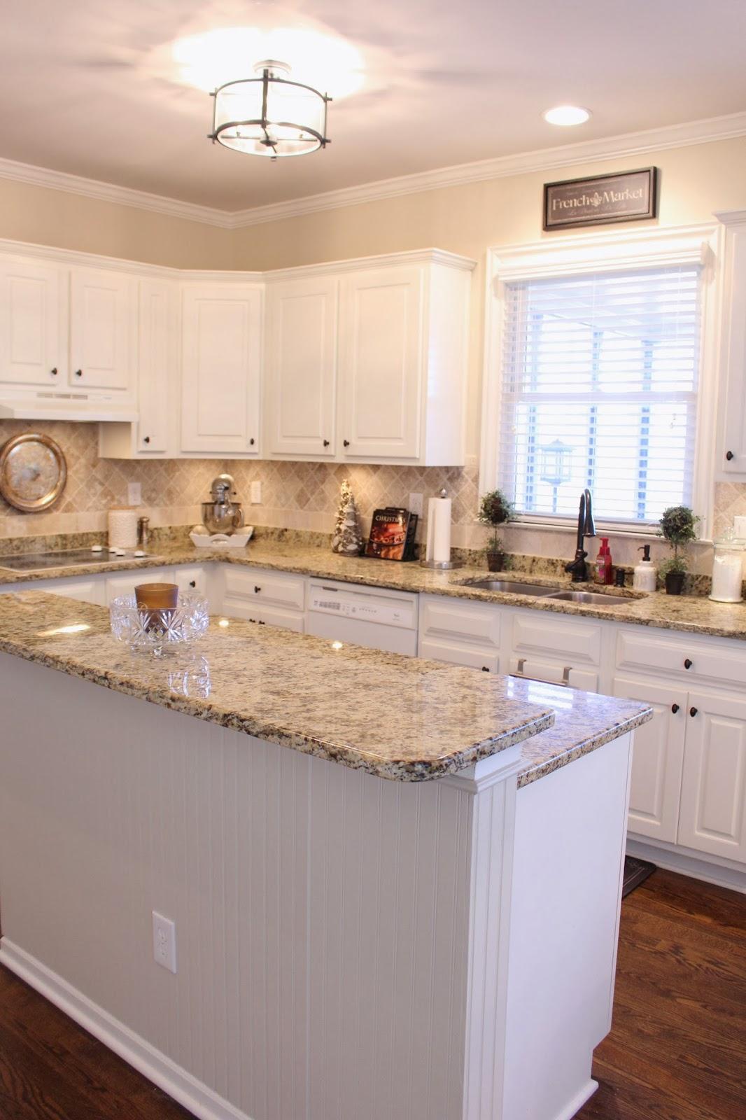 TiffanyD: Some progress in the kitchen...