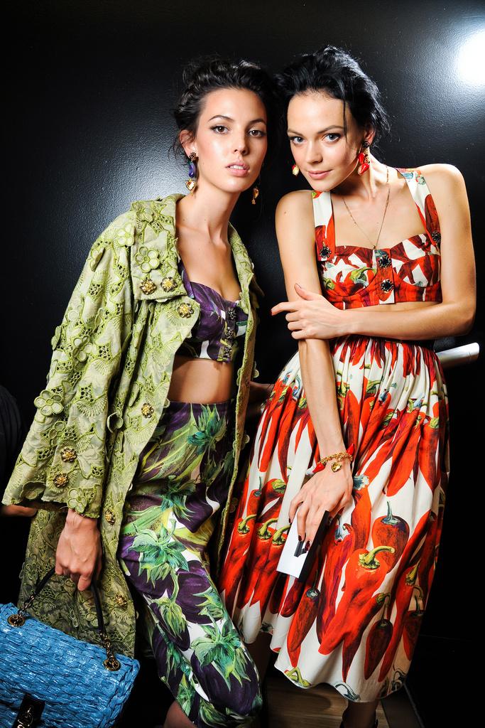 Dolce Gabbana Bloggers Fashion Show