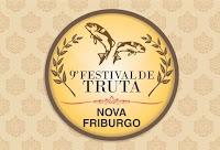 9º Festival de Truta de Nova Friburgo RJ acontece de 30 de outubro a 29 de novembro de 2015