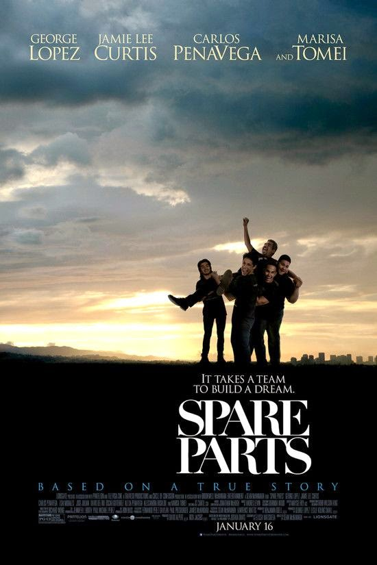 Baixar Filme Spare Parts Torrent