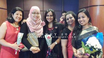 Suzane Samy, Azniza Arshad Team, Milliondollardivas,