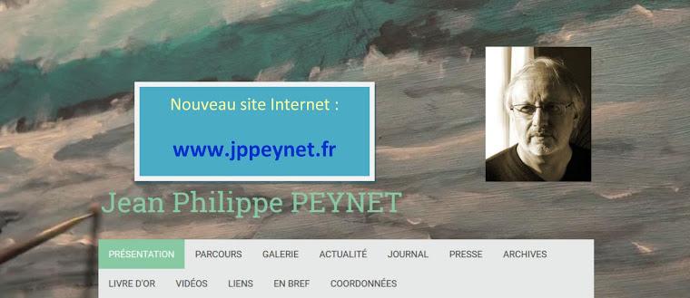 Jean-Philippe PEYNET - Artiste Peintre
