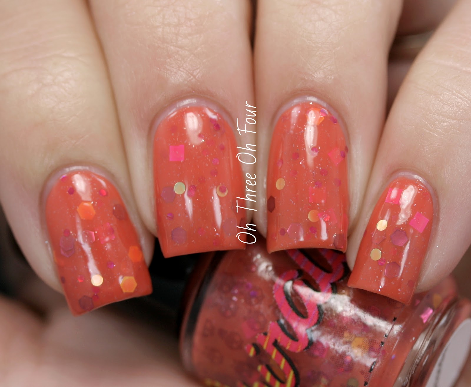 Chirality Polish Ozymandias Swatch