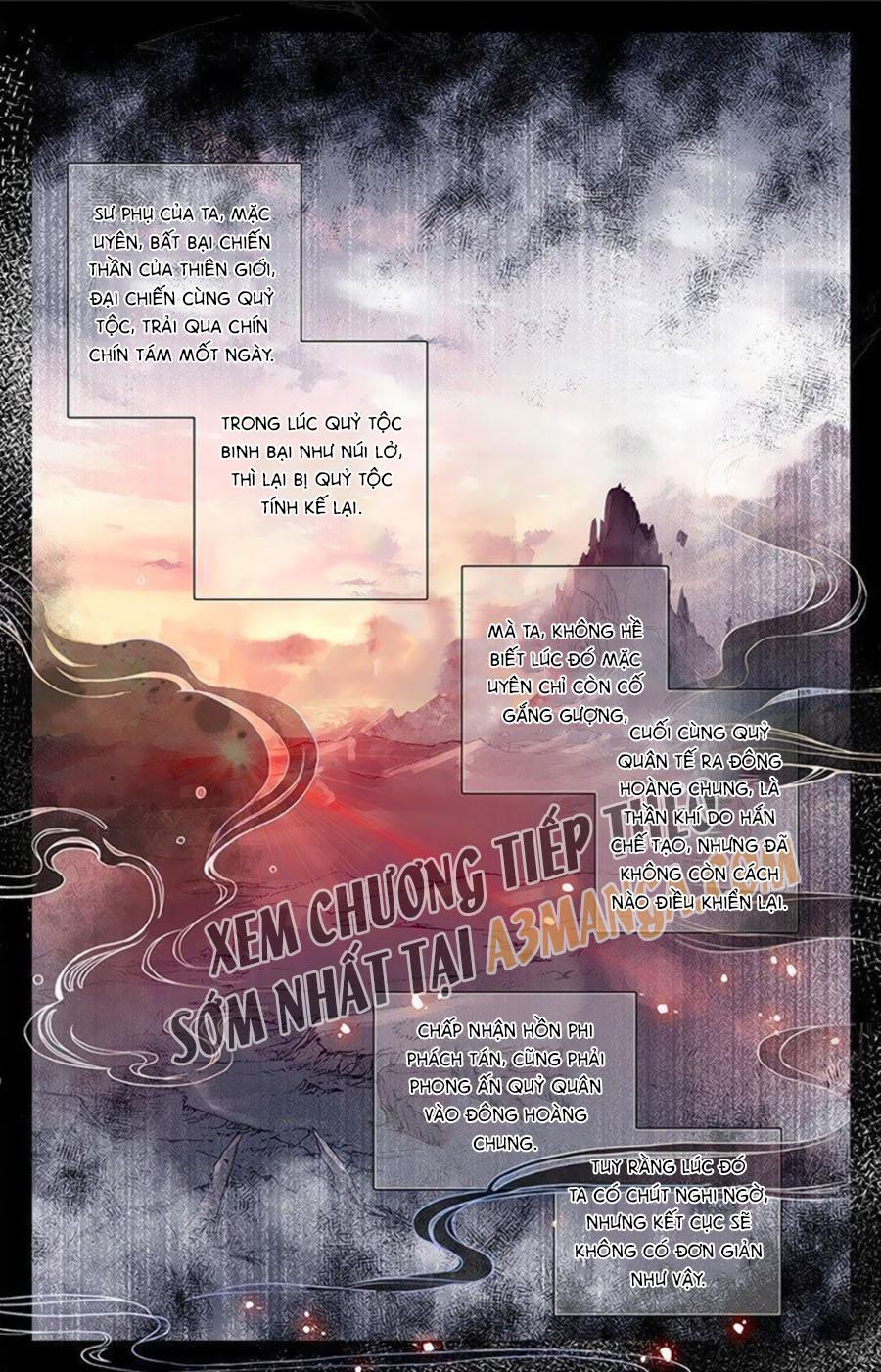 Tam Sinh Tam Thế Thập Lý Đào Hoa Chap 13.3
