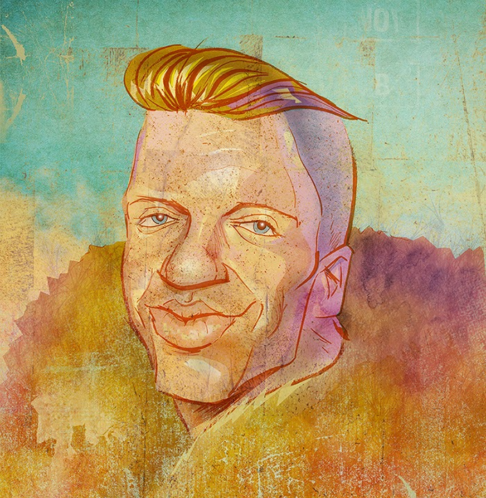Macklemore - Jason Dwyer - Designer + Illustrator