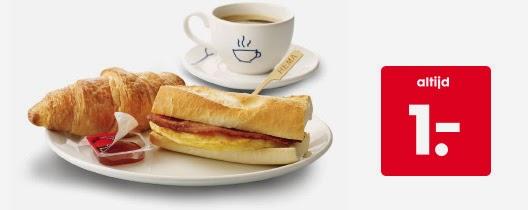 goedkoop ontbijten
