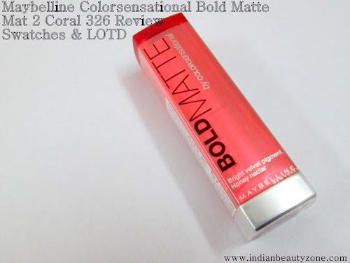 Best coral lipsticks