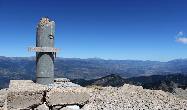 Pic de Costa Cabirolera, el pico más alto de Barcelona