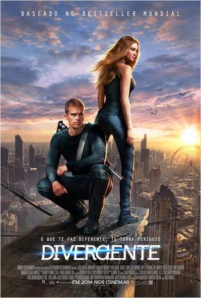 Filme Divergente Dublado AVI BDRip