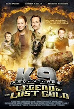 K-9 Adventures: Legend of the Lost Gold (2014) [Latino]