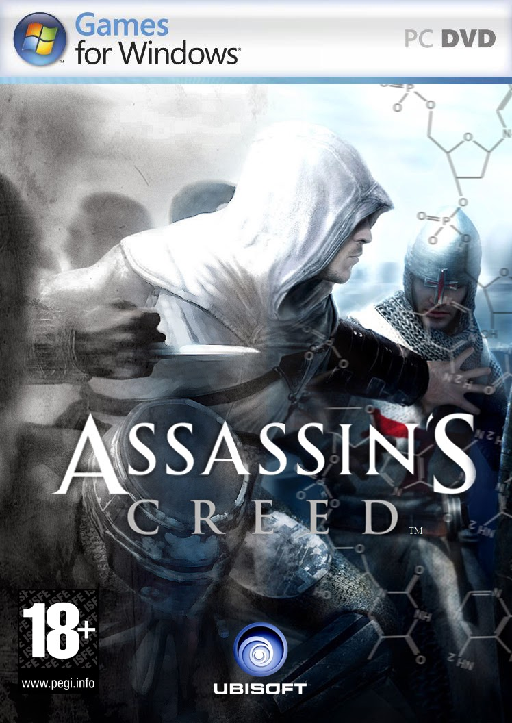 Assassin s Creed 1 PC Game - Free Download Full Version