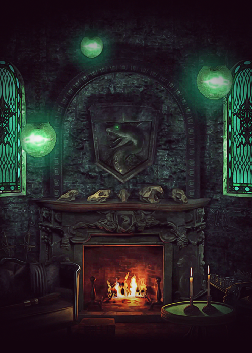 pottermore images slytherins common - photo #1