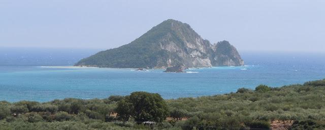 Turtle Island - Zakynthos