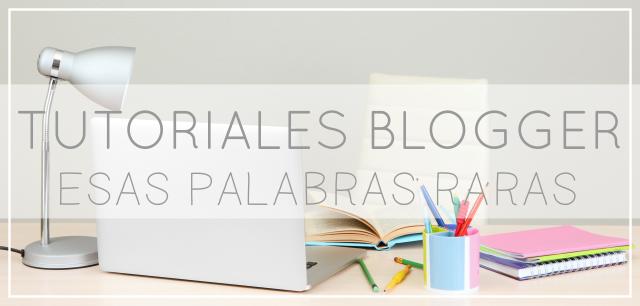 Glosario Básico para ser Blogger