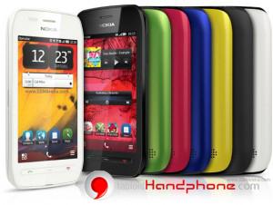 Nokia 603 : Ngebut Dengan Prosesor 1 GHz