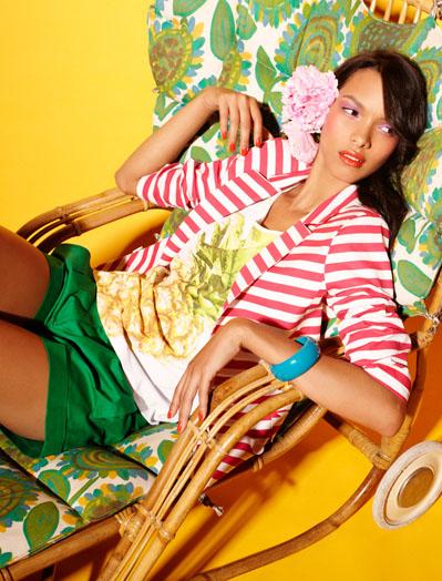 camisetas mujer verano 2011