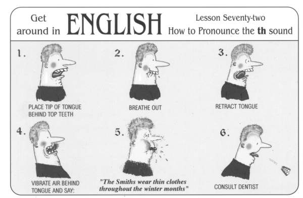 Cartoon English Pronunciation on act english practice worksheets