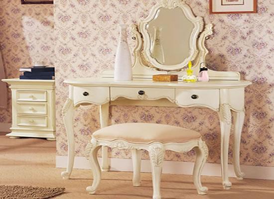 dressing table the beauty bin
