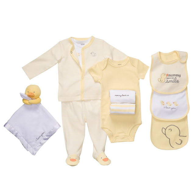 Seleção Carter's para bebês fofinhos e bem vestidos