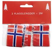 Velkommen selger norske flagg til juletreet :o) (image )