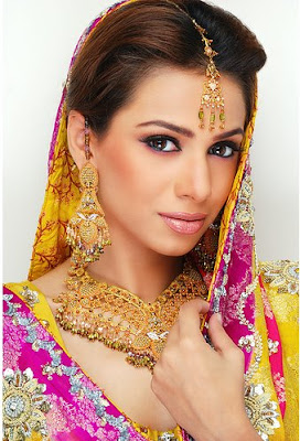 Latest Pakistani Bridal Jewells