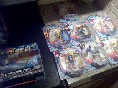 Thundercats Toys 2011 on New Thundercats Toys In Hand