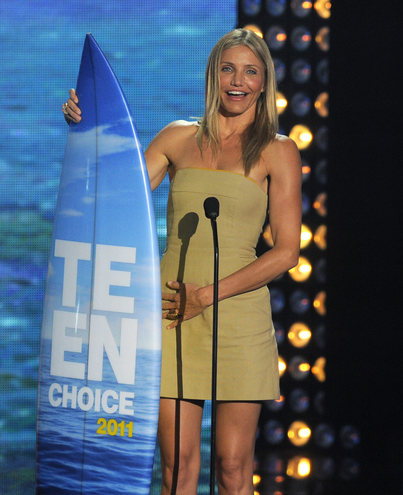The Winners Of Teen Choice Awards 2011