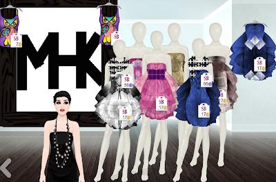 MHK fashion line!