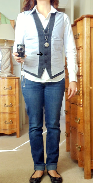 Redo's, Vest redo, double sided vest