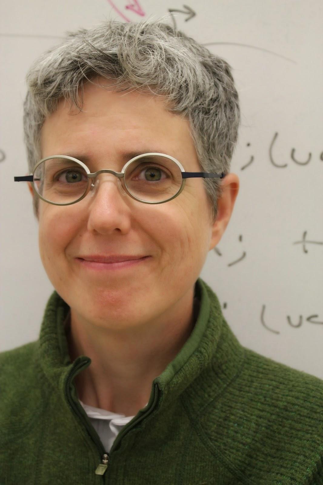 Biologist Michele Markstein
